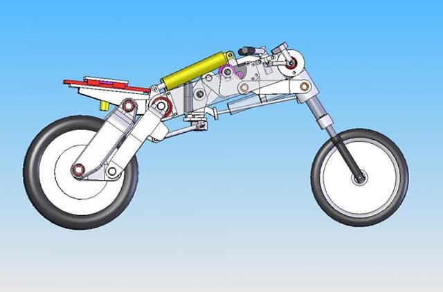 UNO III Electric Streetbike