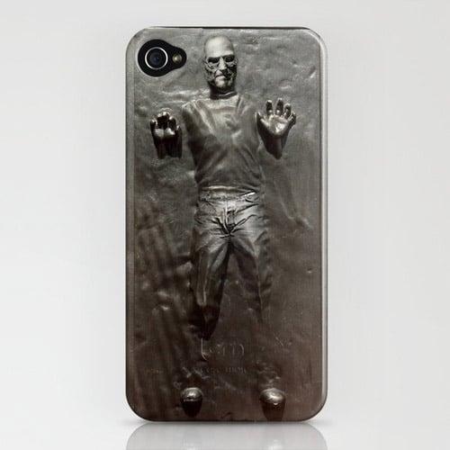 Steve Jobs in Carbonite