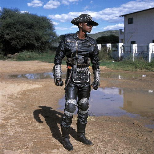 The Metal Cowboys of Botswana