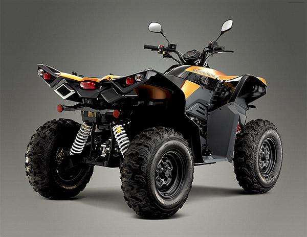 Cectek KingCobra ATV