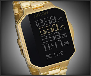Nixon Synapse Watch