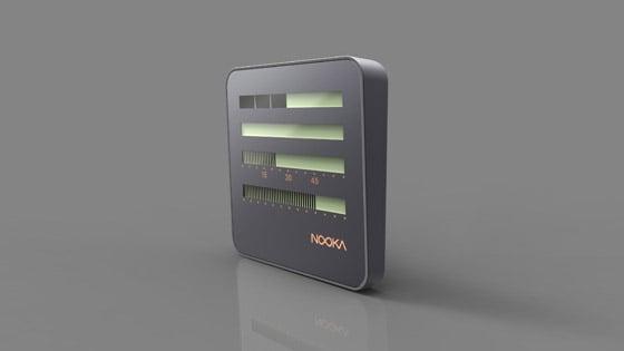 Nooka Wall Clock