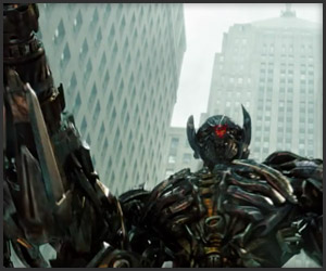 Transformers 3 (Theatrical Trailer)