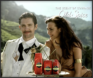 Old Spice: Jungle Wilderness