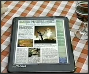 The Tablet Newspaper