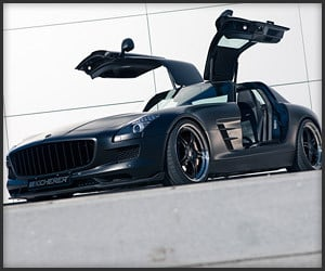 Kicherer SLS 63 AMG Supersport