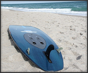 WaveJet Powered Surfboard