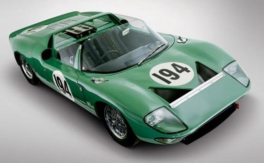 Ford GT40 Auction