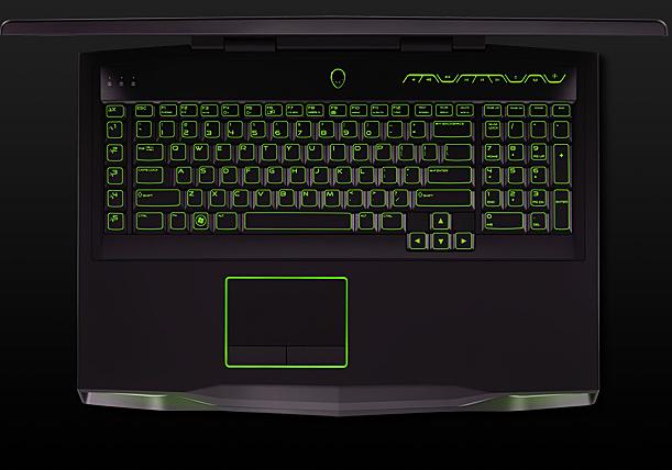 Alienware M18x Laptop