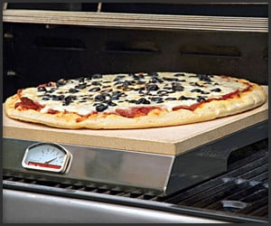 Grill-Top PizzaQue Stone