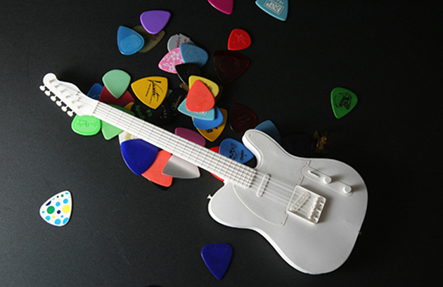 Paper Musical Instruments