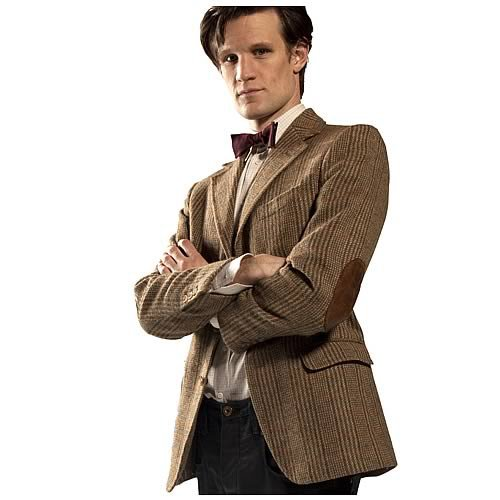 Doctor Who 11th Doctor's Jacket