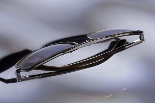Trussardi 1911 Camo Glasses