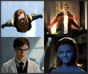 X-Men First Class: Characters