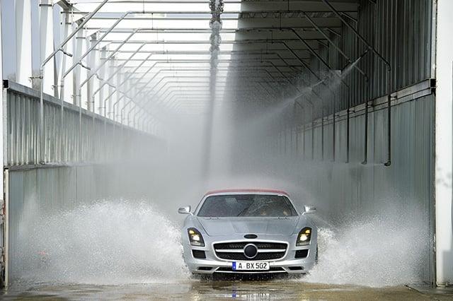 2012 MB SLS AMG Roadster