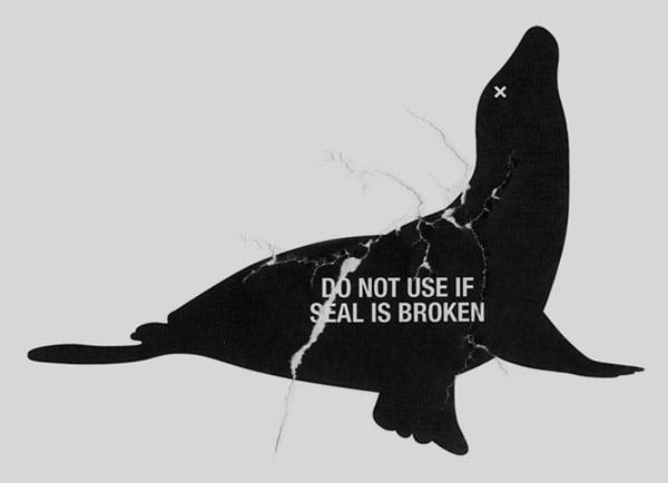Broken Seal Tee