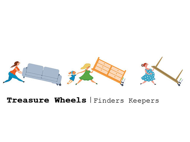 Treasure Wheels