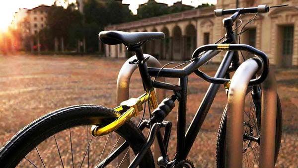 Senza Bike Lock Concept