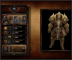 Diablo III: Follower System