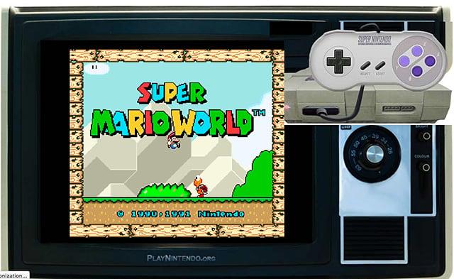 Classic Nintendo Games Online