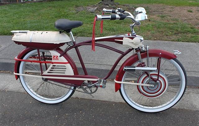 The Empire Strikes Bike