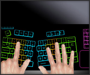 Touchpad Keyboard Concept