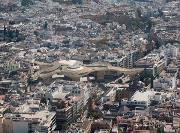 The Metropol Parasol