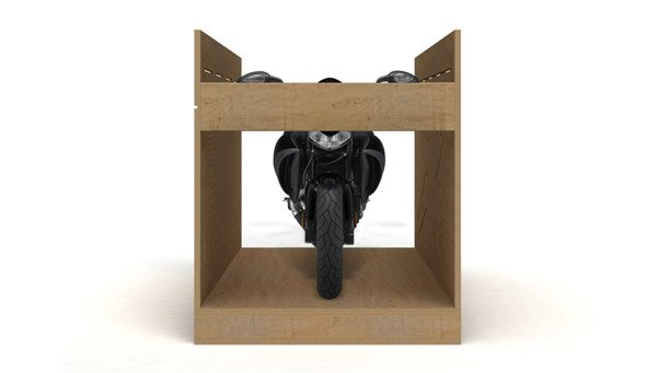 Buell Cratetable