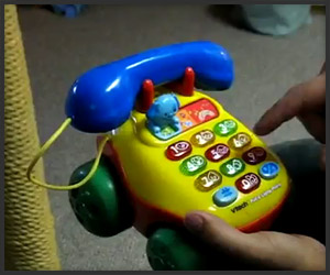 Baby Phone Toy Hack