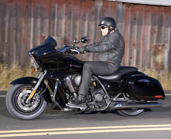 2011 Kawasaki Vulcan Vaquero
