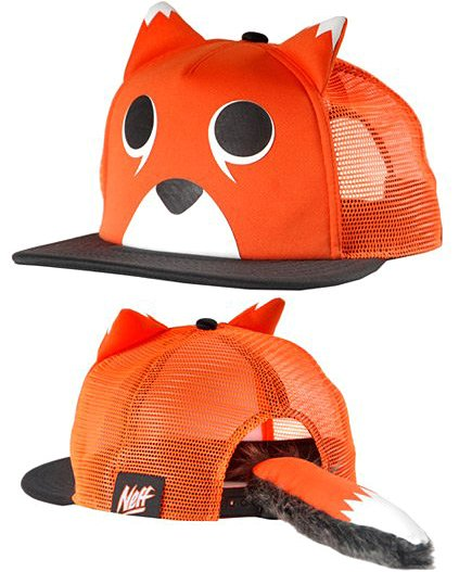 Neff Animal Hats