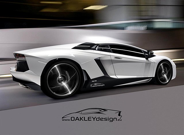 Lamborghini Aventador LP760-2