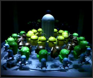 Google Android Zoetrope