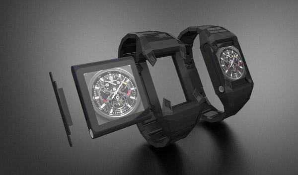 B&R x Apple Watch Concept