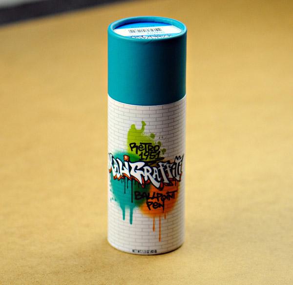 Graffiti Ballpoint Pen