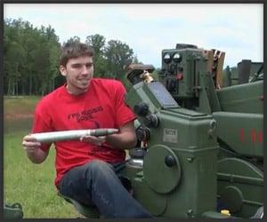 40mm Machine Gun