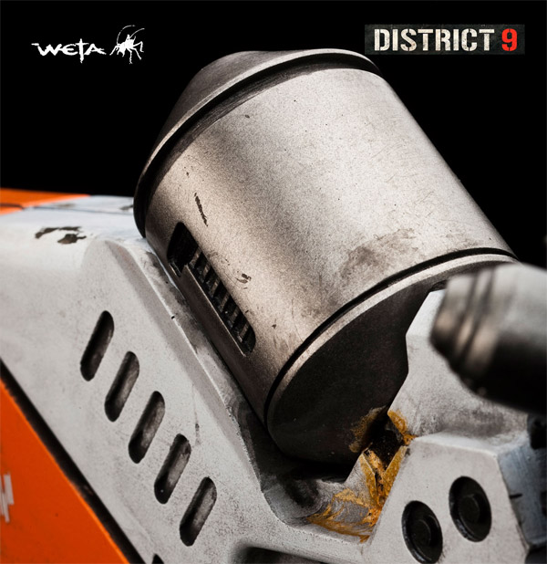 District 9 Assault Rifle Replica