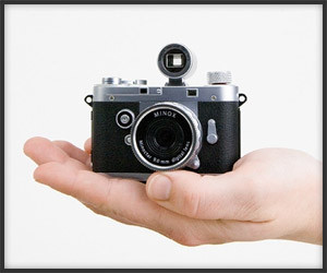 Mini Leica Digital Camera