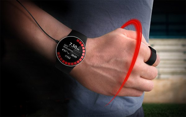 Beat Running Watch