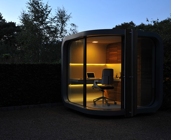 OfficePOD Backyard Office