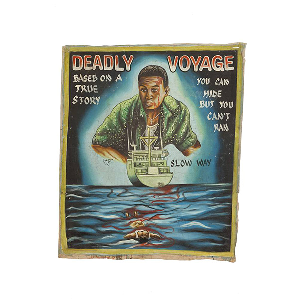 80s Ghana Movie Posters