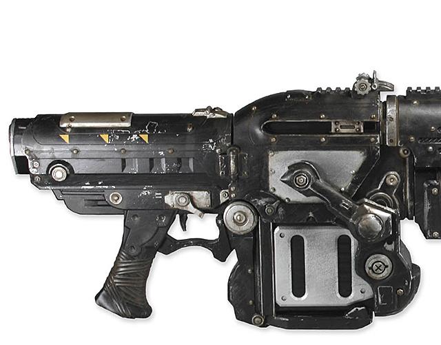 GoW 3 Retro Lancer Replica