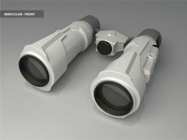 Cyberbots Binoculars