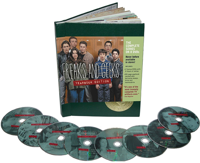 Freaks and Geeks (DVD)
