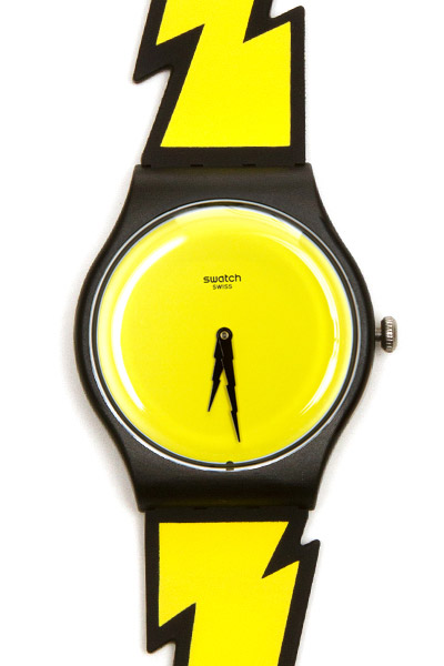 Yellow Flash Swatch