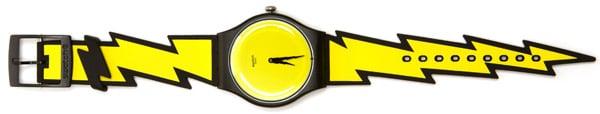Yellow Flash Swatch