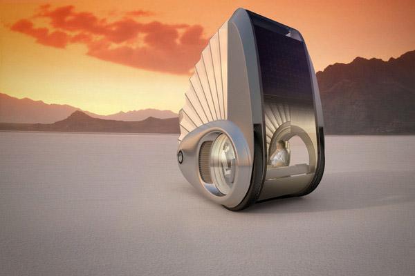 Zero Emissions Mobile Home