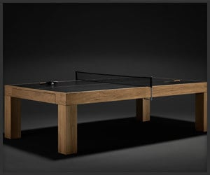 James Perse Ping Pong Table