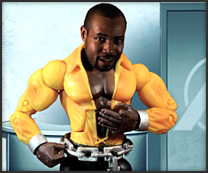 Luke Cage x Old Spice Guy