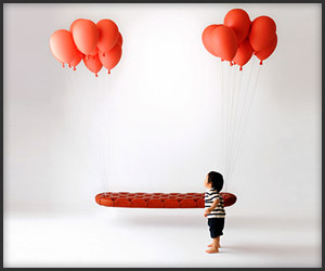 Balloon Bench